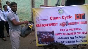 Clean Cycle