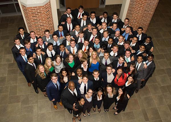 MBA Class of Dec. 2016 photo
