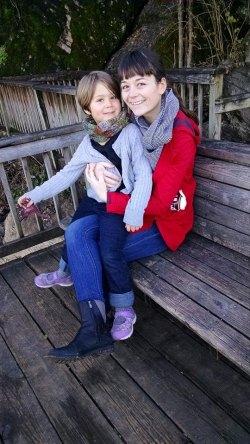 Madeleine and Mathilde Beatty