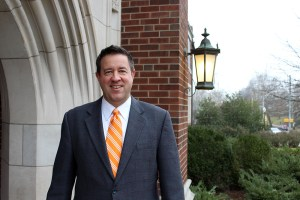 Chad Autry, department head and William J. Taylor Professor of Supply Chain Management in UT's Haslam College of Business.