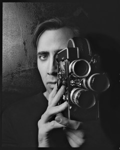 Nicholas Cage, Photographed by George Holz for Premiere Magazine GH824 New York, NY 01/04/1999 Drum scan by BowHaus, LA, CA 06/24/2014