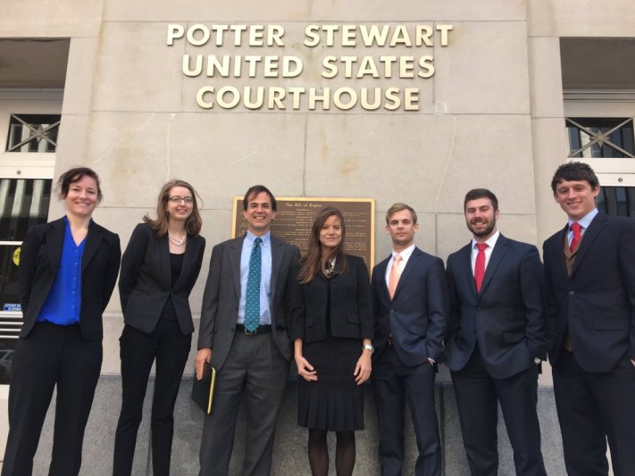 UT law students argue cases before US Sixth Circuit Court of Appeals_appellate-at-sixth