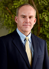 Mark Whorton, new executive director of the UT Space Institute.
