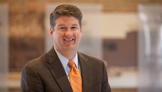 Scott Rabenold, Vice Chancellor for Development and Alumni Affairs