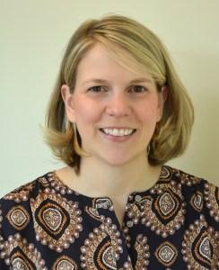 Jilleah Welch, Baker Center research associate.