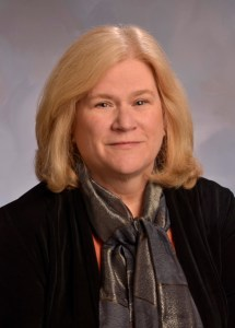 Rhonda Reger, the Nestle Professor of Business Administration at UT's Haslam College of Business and research director for college's Anderson Center for Entrepreneurship and Innovation.
