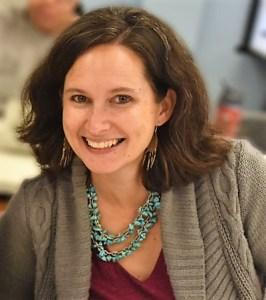 Lisa Reyes Mason, assistant professor of social work.