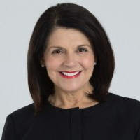 Beverly Davenport, interim president of the University of Cincinnati.