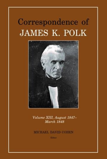 James Polk_Volume 13