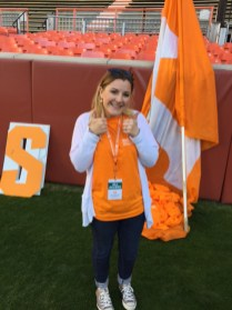 Student Alexandria Dodson helped the Today show with social media.