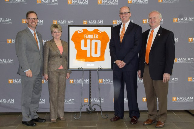 First TN Foundation Professorship