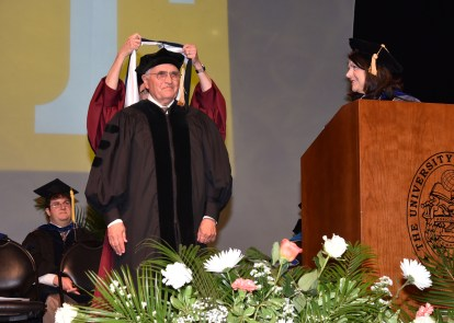 College of Arts and Sciences Commencement Ceremony
