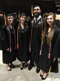Spring Commencement Ceremony 2017