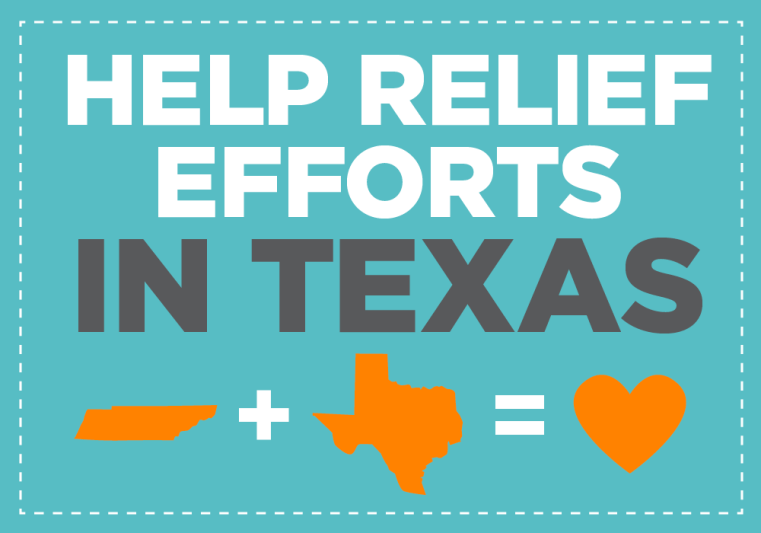 Texas Relief graphic