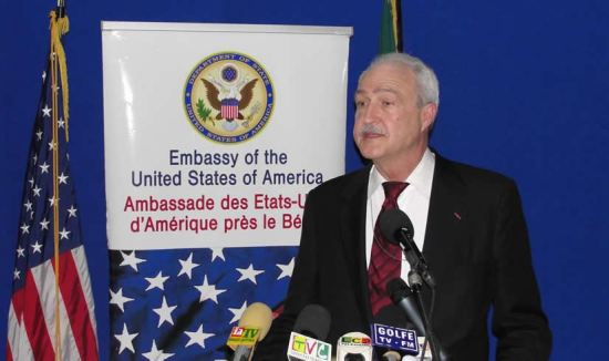 Ambassador James Knight