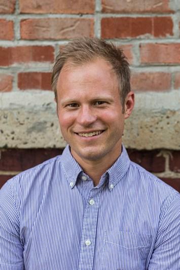 Tore Olsson, assistant professor of history.