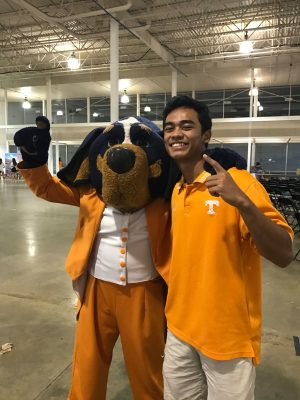 Michael Pham and Smokey