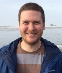 Nick Dygert, assistant professor in the Department of Earth and Planetary Sciences.