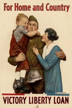 Victory Liberty Loan poster