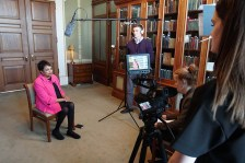 Interview with Carla Hayden, the 14th Librarian of Congress.