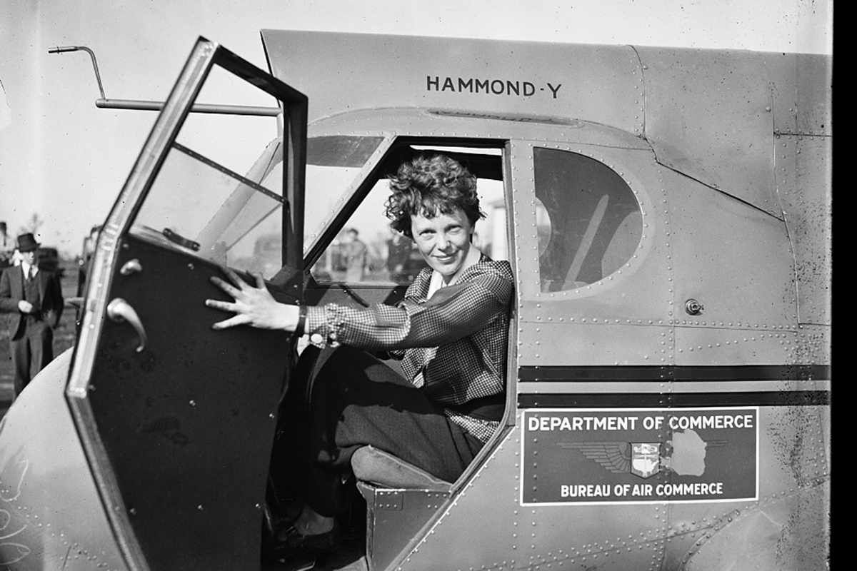 Study says bones from Pacific island likely those of Amelia Earhart