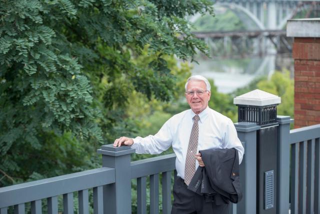 Wayne Davis, interim chancellor.