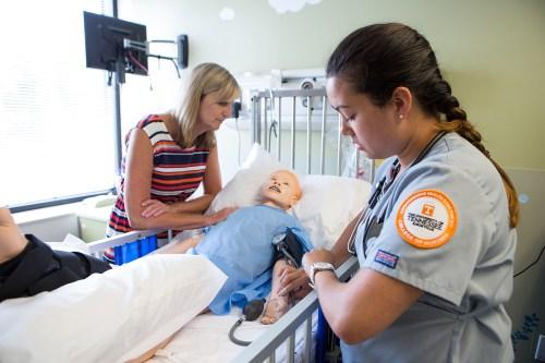HITS nursing