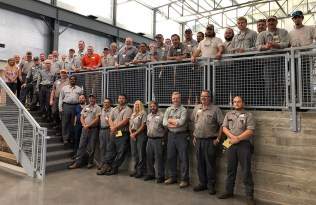 image of Facilities Services workers