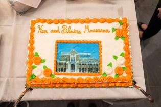 Mossman Building Dedication on the University of Tennessee Knoxville campus on September 21, 2018. Photo by Steven Bridges - http://stevenbridges.com