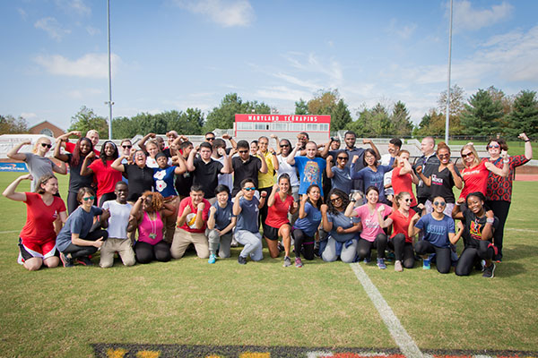 GSMP Empowering Women, Special Olympics