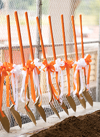 Engineering Complex groundbreaking