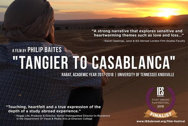 Tangier to Casablanca
