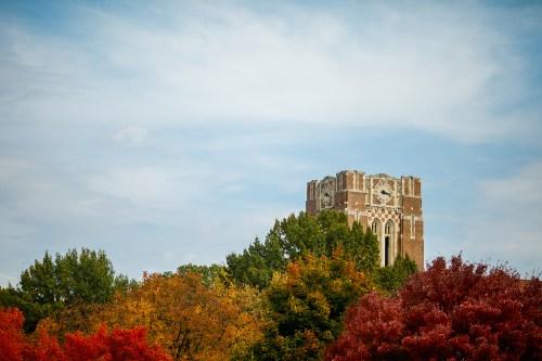 Fall Campus life 2018