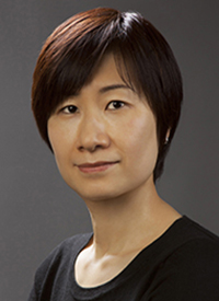 Noriko Horiguchi, associate professor of Japanese and chair of both the Japanese and Asian Studies programs