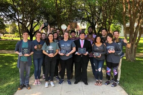 Debate Team Group Photo