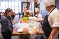 Taste of Tennessee during the Student Union Grand Opening at Student Union on March 29, 2019. Photo by Steven Bridges