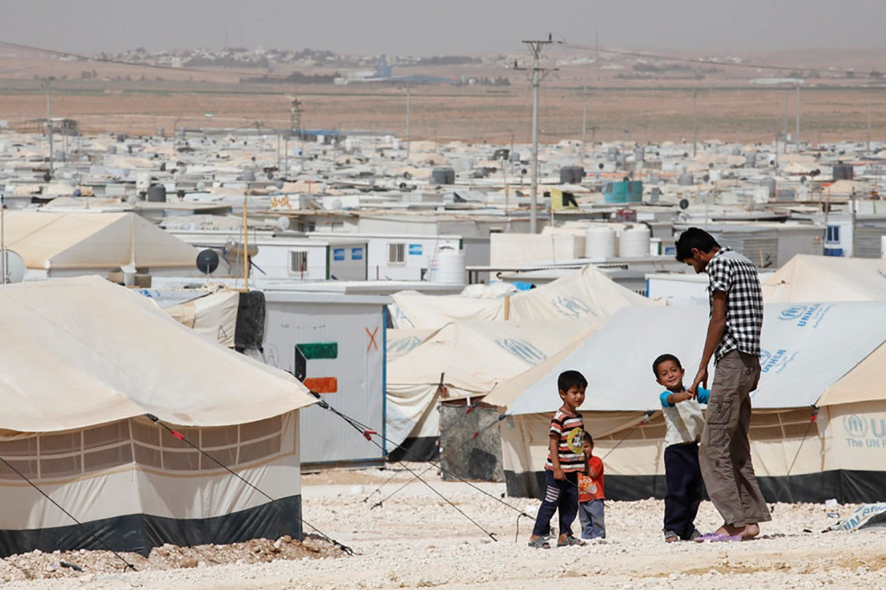 Professor Rethinks Living Spaces for Refugee Camps