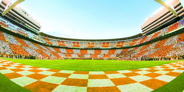 Knoxville, TN - 2015.09.12 - Oklahoma Sooners vs Tennessee Volunteers