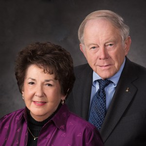 Judi and Jim Herbert