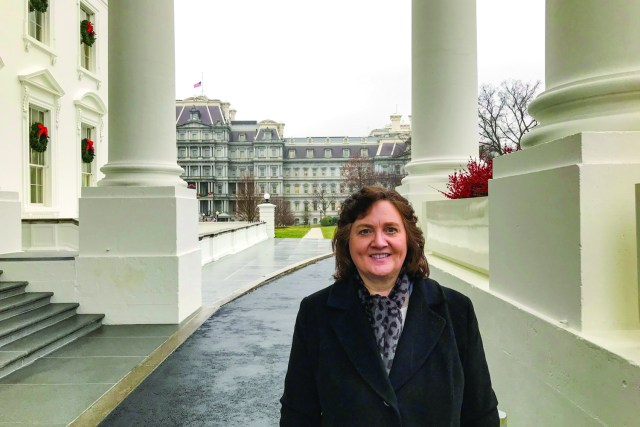 Lynne Parker/White House
