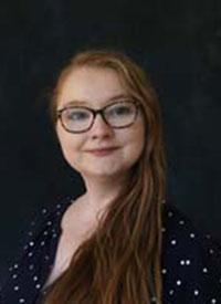 Julia Proctor, graduate student in information sciences
