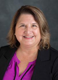 Rebecca Koszalinski, assistant professor of nursing