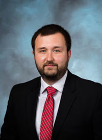 Research Assistant Professor Ryan Ginder