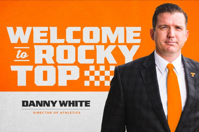 Welcome to Rocky Top Danny White