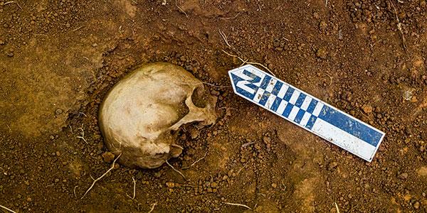 FAC Burial Excavation