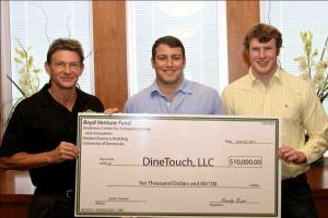 Boyd Venture Fund grant winners