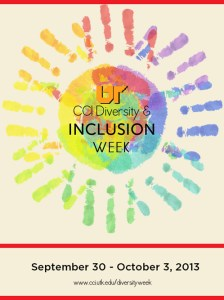 College of Communication and Information Diversity Week 2013