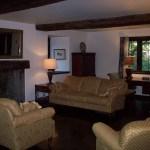 Hopecote - view of living room