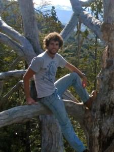 Scott Wofford in Argentina