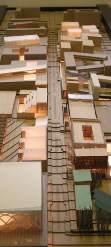 Cumberland Avenue Model